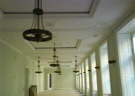 Lánchíd Palota - Folyosó világítás