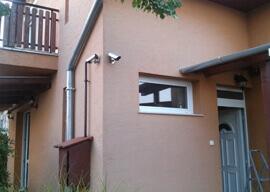 Magán ház Kültéri világítás és kamera telepítés 2